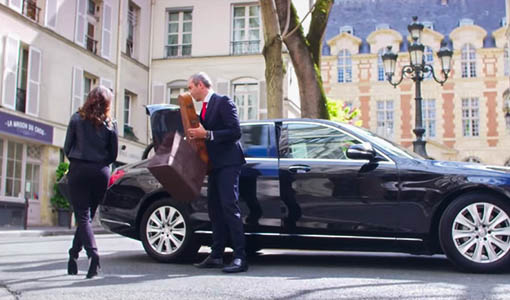 Private Car Service; Comfortable and Luxurious.