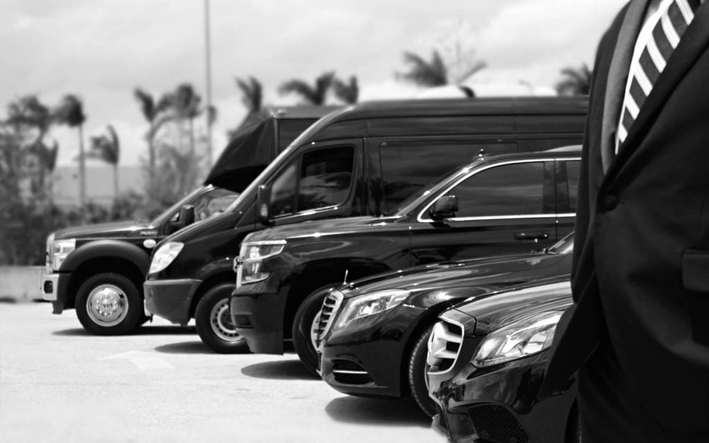 Our Luxury Charter Transportation