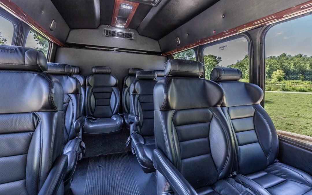 Comfortable Charter Transportation